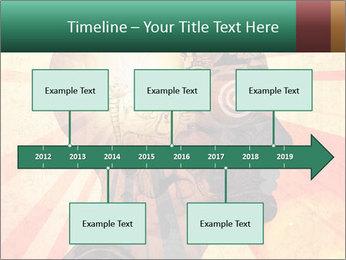 Enlighten Head PowerPoint Template - Slide 28