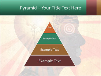 Enlighten Head PowerPoint Template - Slide 30
