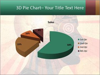 Enlighten Head PowerPoint Template - Slide 35