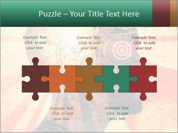 Enlighten Head PowerPoint Template - Slide 41