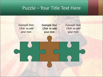 Enlighten Head PowerPoint Template - Slide 42