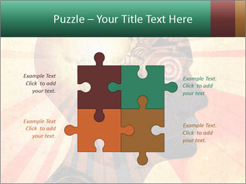Enlighten Head PowerPoint Template - Slide 43