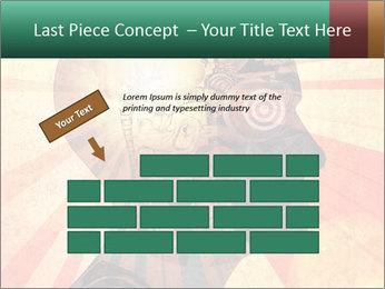 Enlighten Head PowerPoint Template - Slide 46