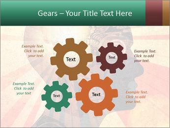 Enlighten Head PowerPoint Template - Slide 47