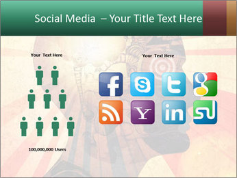 Enlighten Head PowerPoint Template - Slide 5