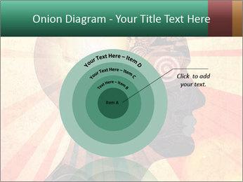 Enlighten Head PowerPoint Template - Slide 61