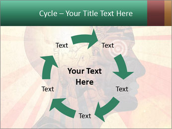Enlighten Head PowerPoint Template - Slide 62