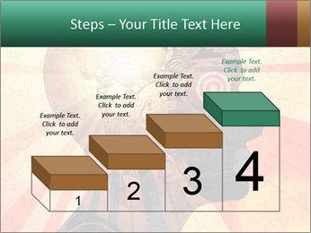 Enlighten Head PowerPoint Template - Slide 64
