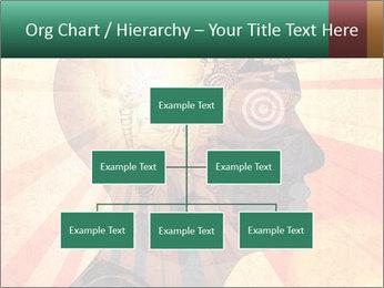 Enlighten Head PowerPoint Template - Slide 66