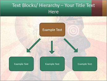 Enlighten Head PowerPoint Template - Slide 69