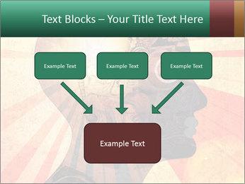 Enlighten Head PowerPoint Template - Slide 70