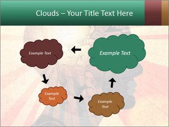 Enlighten Head PowerPoint Template - Slide 72
