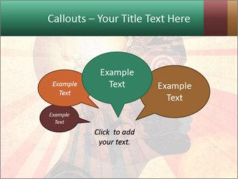 Enlighten Head PowerPoint Template - Slide 73