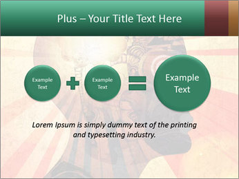 Enlighten Head PowerPoint Template - Slide 75