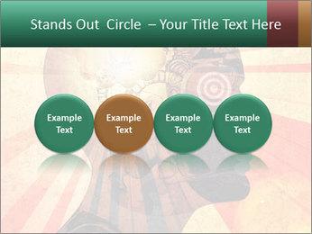 Enlighten Head PowerPoint Template - Slide 76