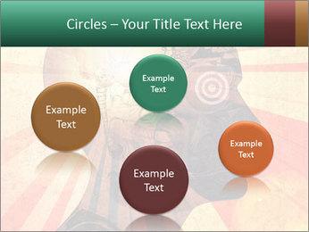 Enlighten Head PowerPoint Template - Slide 77