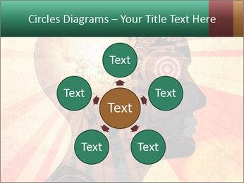 Enlighten Head PowerPoint Template - Slide 78