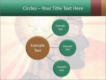 Enlighten Head PowerPoint Template - Slide 79