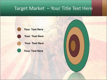 Enlighten Head PowerPoint Template - Slide 84