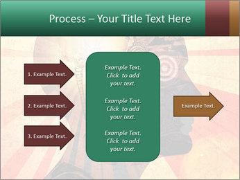 Enlighten Head PowerPoint Template - Slide 85