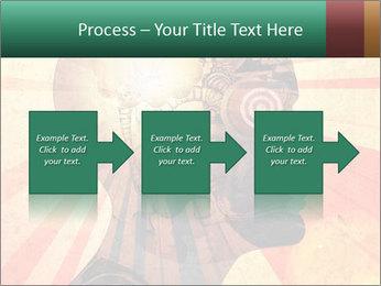 Enlighten Head PowerPoint Template - Slide 88