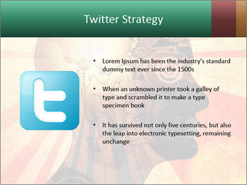 Enlighten Head PowerPoint Template - Slide 9