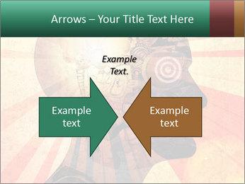 Enlighten Head PowerPoint Template - Slide 90