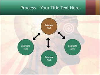Enlighten Head PowerPoint Template - Slide 91