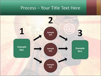 Enlighten Head PowerPoint Template - Slide 92