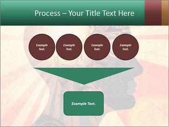 Enlighten Head PowerPoint Template - Slide 93