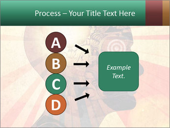 Enlighten Head PowerPoint Template - Slide 94