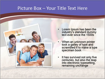 Parents With Daughter PowerPoint Template - Slide 20