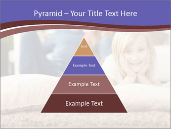 Parents With Daughter PowerPoint Template - Slide 30