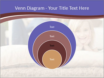 Parents With Daughter PowerPoint Template - Slide 34