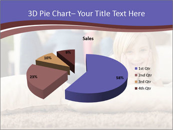 Parents With Daughter PowerPoint Templates - Slide 35
