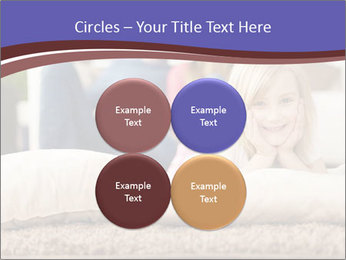 Parents With Daughter PowerPoint Template - Slide 38