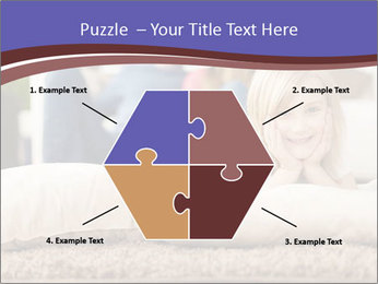 Parents With Daughter PowerPoint Templates - Slide 40