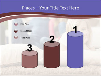 Parents With Daughter PowerPoint Template - Slide 65