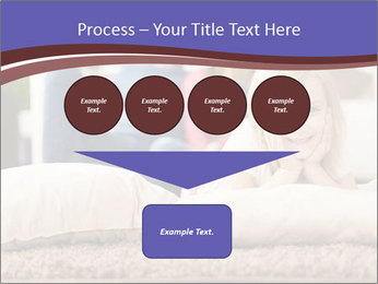 Parents With Daughter PowerPoint Templates - Slide 93