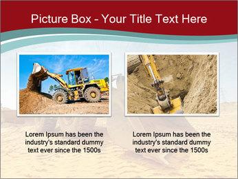 Huge Excavator PowerPoint Templates - Slide 18