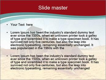 Huge Excavator PowerPoint Templates - Slide 2