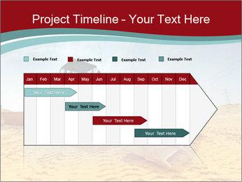 Huge Excavator PowerPoint Templates - Slide 25