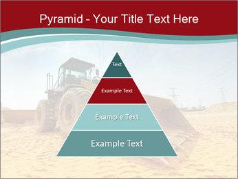 Huge Excavator PowerPoint Templates - Slide 30
