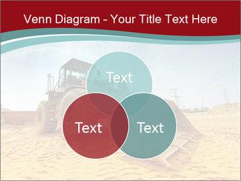 Huge Excavator PowerPoint Templates - Slide 33
