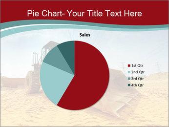 Huge Excavator PowerPoint Templates - Slide 36