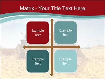 Huge Excavator PowerPoint Templates - Slide 37