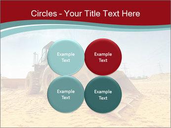 Huge Excavator PowerPoint Templates - Slide 38