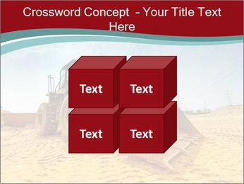 Huge Excavator PowerPoint Templates - Slide 39