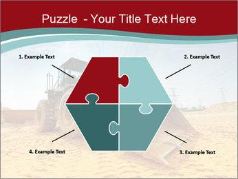 Huge Excavator PowerPoint Templates - Slide 40
