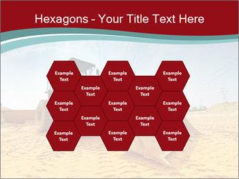 Huge Excavator PowerPoint Templates - Slide 44